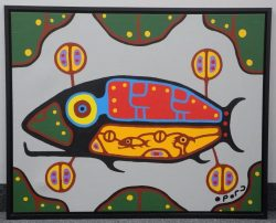 Christian Morrisseau Art Auction